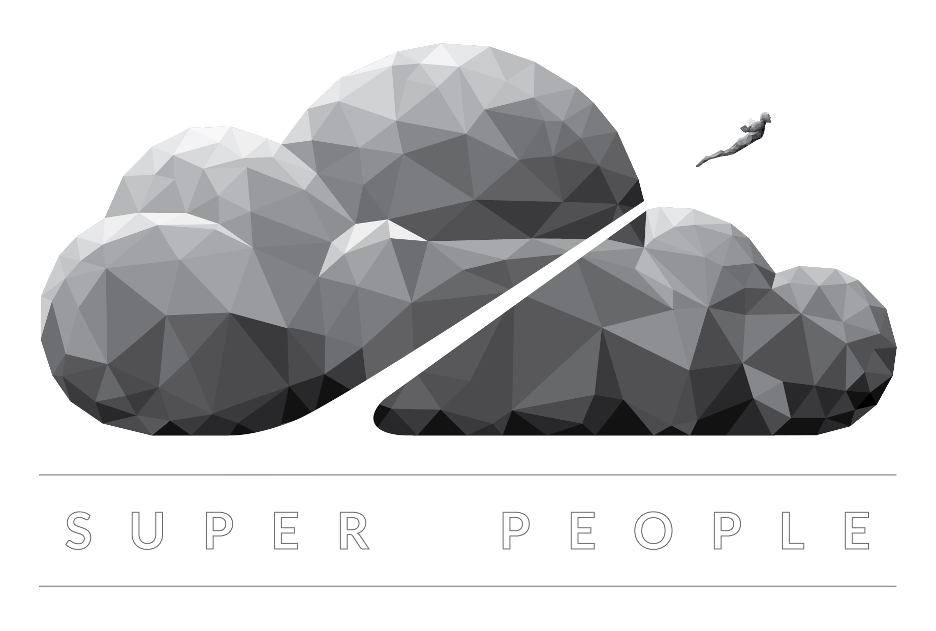 Super People Music Artwork